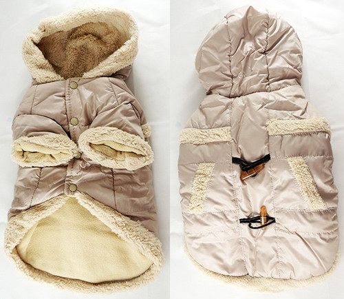 Dog Winter Parka