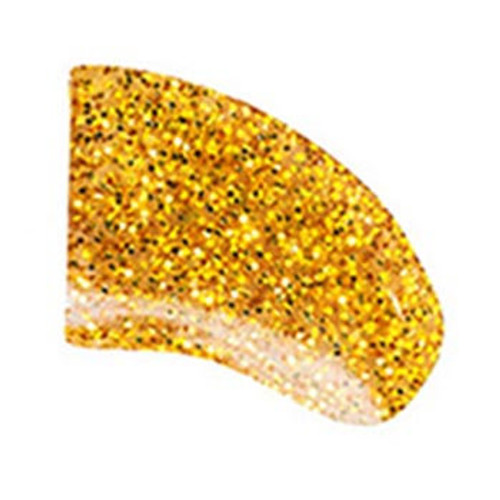 Purrdy Paws Dog and Puppy Nail Cap Covers in Gold Glitter