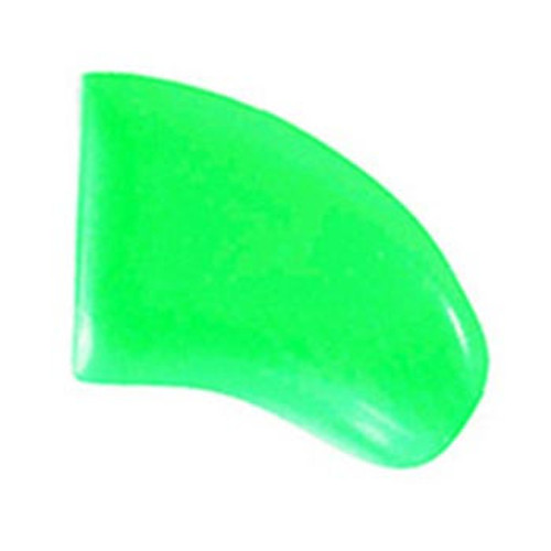 Purrdy Paws Dog and Puppy Nail Cap Covers in Neon Green