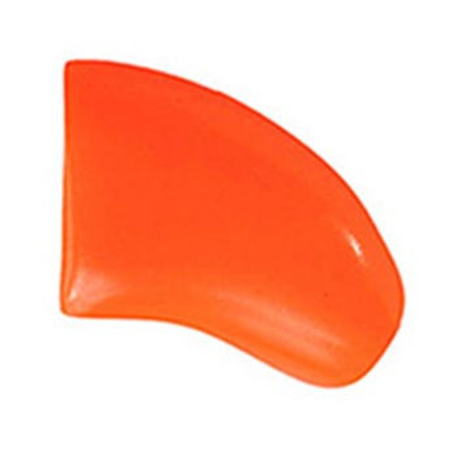 Purrdy Paws Dog and Puppy Nail Cap Covers in Orange