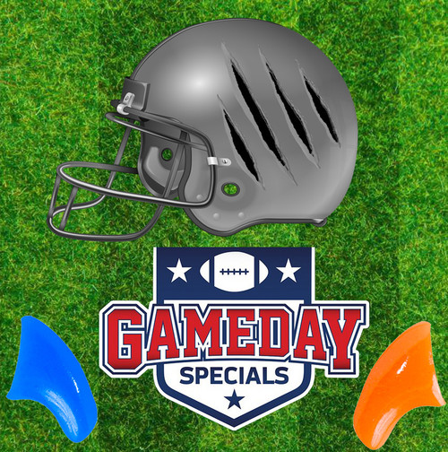 Game Day Football 40pk Cat Combo Set Special