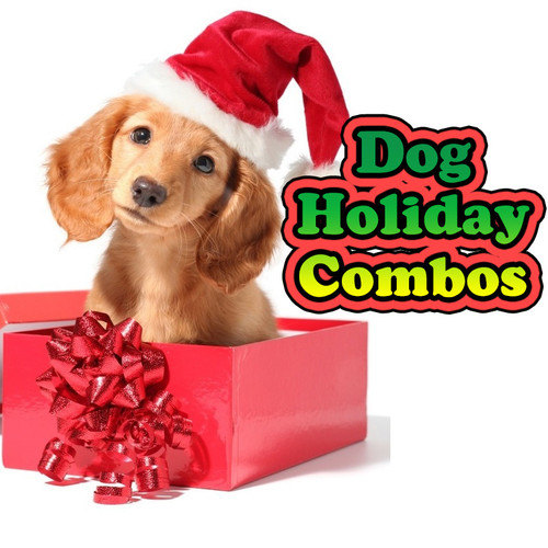 40pk DOG Christmas Holiday Combo Set Special