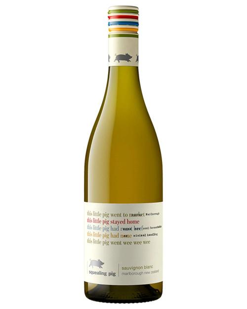 Squealing Pig Sauvignon Blanc 750mL White Wine