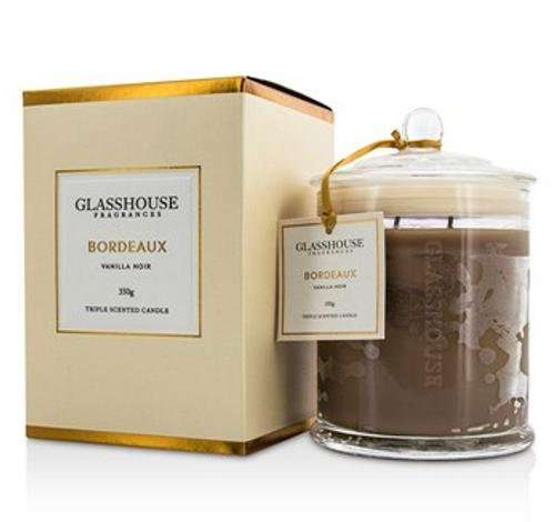 Glasshouse Candle - Bordeaux