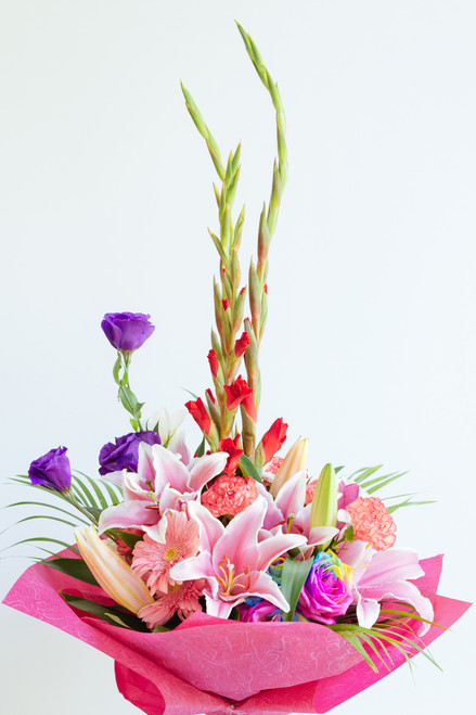 Bunch of flowers bigger than Gayana - FREE DELIVERY