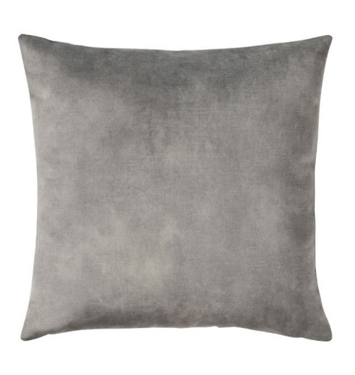 Ava Cushion with Duck Inner - Steel