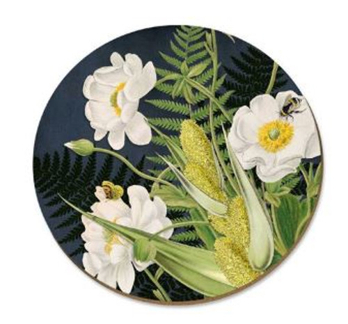 Bee & Mt Cook Lily Placemat