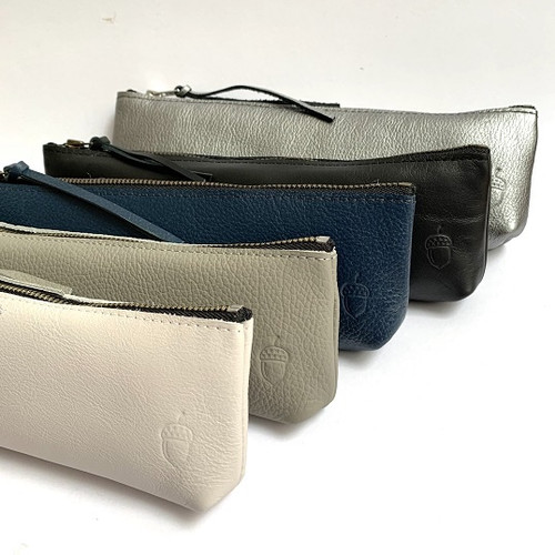 Leather Make-up/Pencil Case