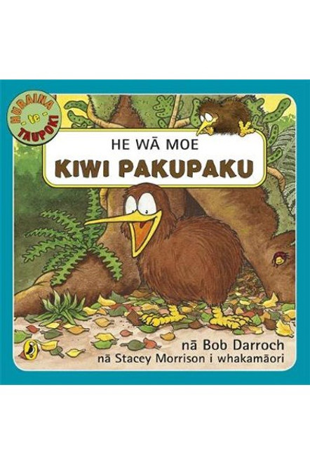 A favourite lift-the-flap adventure in the eternally popular Little Kiwi series of storybooks, written in te reo Maori.