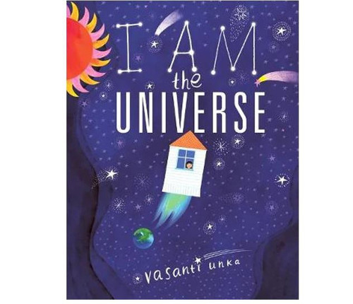 From glittering galaxies to busy city streets, this stunning hardback picture book takes you on a tour around the Universe.