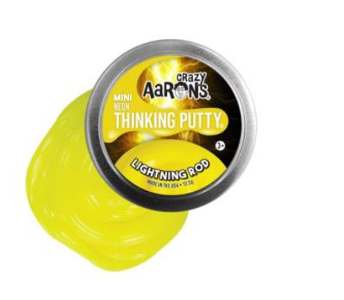 Crazy Aaron Putty Lightning Rod