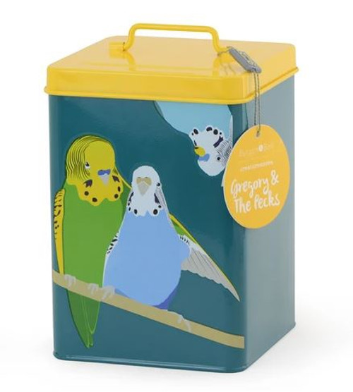 Burgon & Ball Budgie Storage Tin