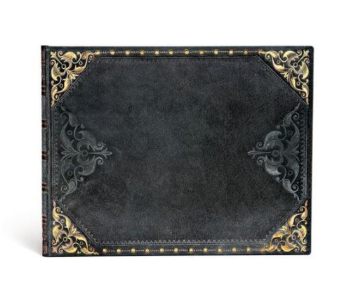 Paperblanks Guest Book - Midnight Rebel
