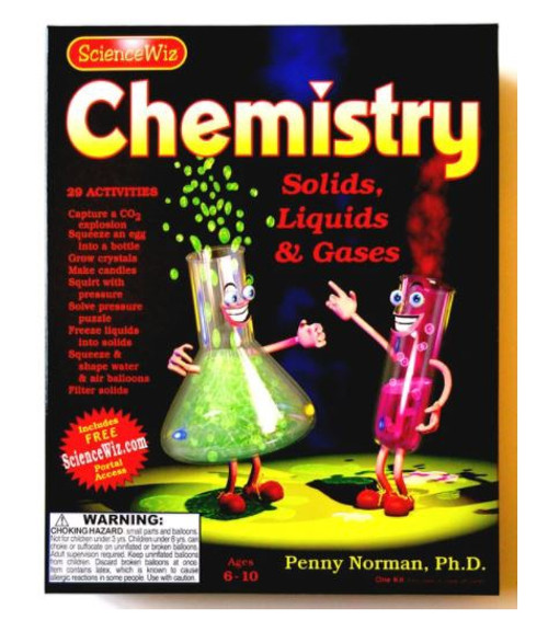 Chemistry Book & Materials