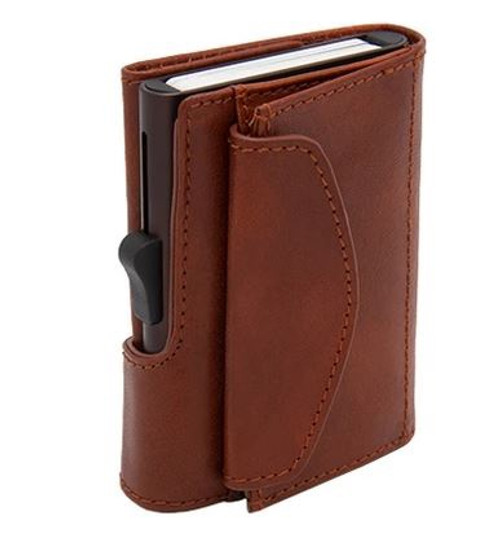 c-secure Coin Wallet - Buffalo