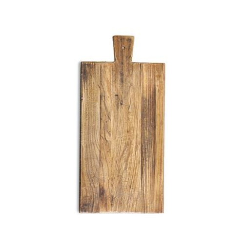 Artisan Elm Rectangle Bread Board 60cm
