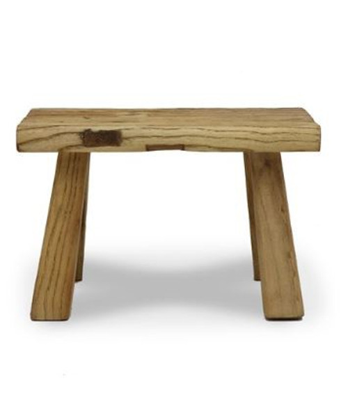 Parq Peasant Stool Straight Seat