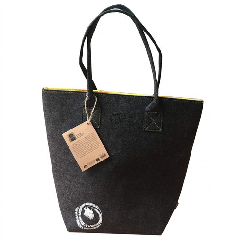 Eco Felt Shoulder Tote Bag