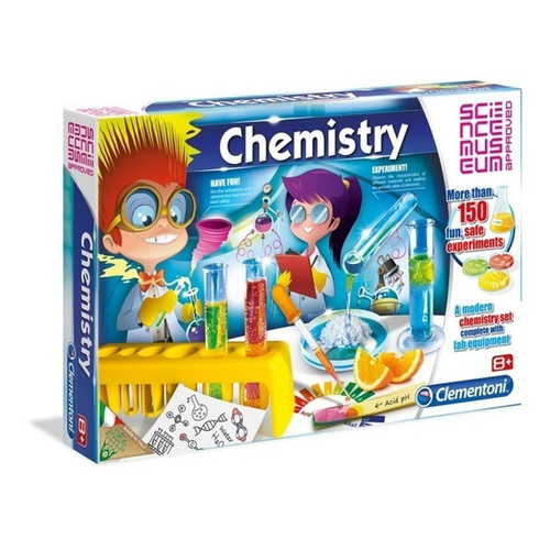 Chemistry Set - 150 Experiments