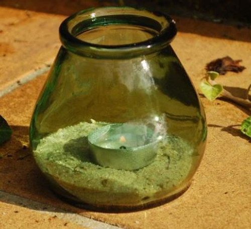 Small Hurricane Jar