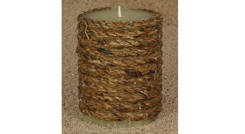 Citronella Candle Small Rope