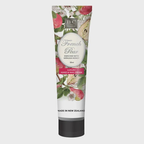 Hand & Nail Cream French Pear 50ml