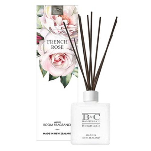 Room Diffuser French Rose 150ml