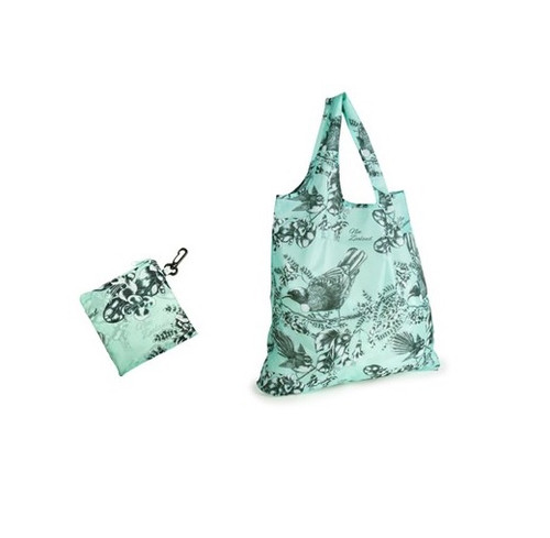 Parrs NZ Birds Shopping Bag