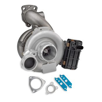 Turbo System - Mercedes-Benz - Sprinter 3 0L - Bostech