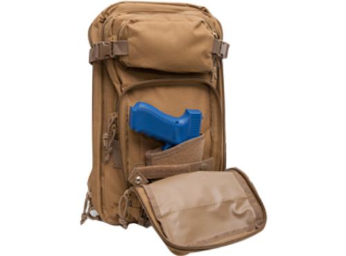 Glock Backpack Coyote