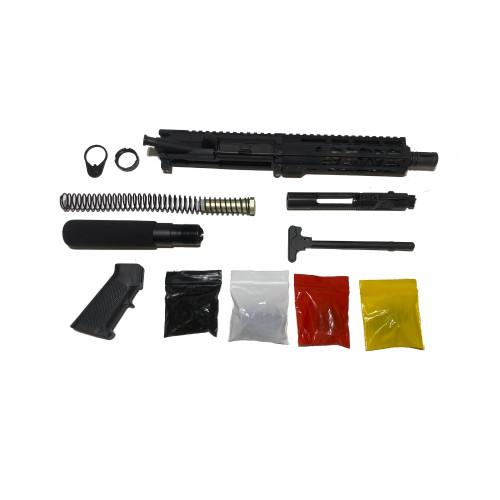 10.5 Inch 5.56 Pistol Build Kit