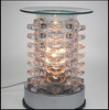 Electric Touch Oil Burner- Clear
