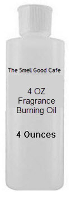 4 ounce  Fragrance Burning Oil