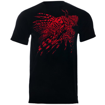 Tribal Skinz Lionfish