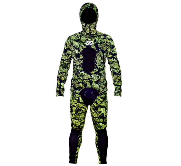 Open Cell 5mm Volcano Wetsuit