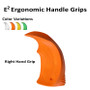 Orange – Right Hand Grip