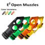 E2 Open Muzzles