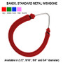 Bands, Standard Metal Wishbone