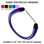 Bands, Spectra w/Metal Coil Wishbone