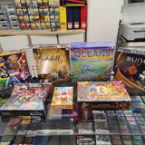 New Board Games and Restocks