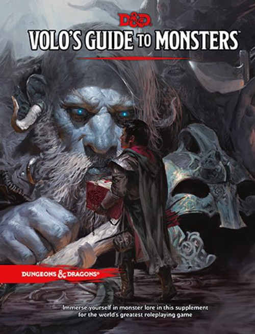 Book Volo's Guide to Monsters Standard - Cerberus Games