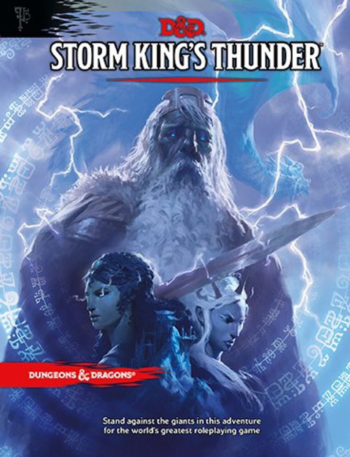 Book Storm Kings Thunder - Cerberus Games