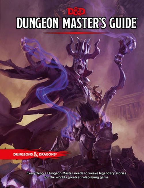 Book Dungeon Masters Guide - Cerberus Games