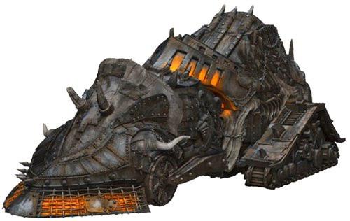 Premium Figure Infernal War Machine - Cerberus Games
