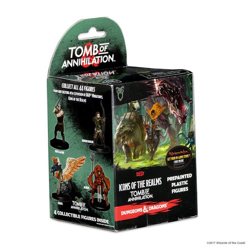 Booster Tomb of Annihilation - Cerberus Games