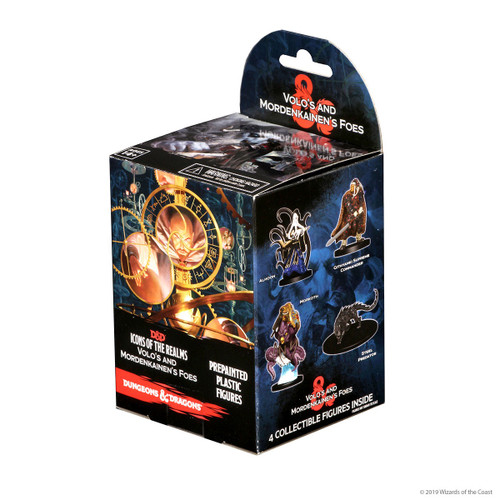 Booster Volos and Mordenkainens Foes - Cerberus Games