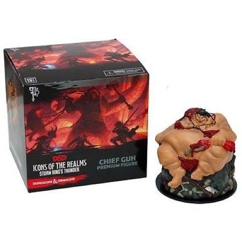 Figure Storm King's Thunder Premium Figure Chief Guh - Cerberus Games