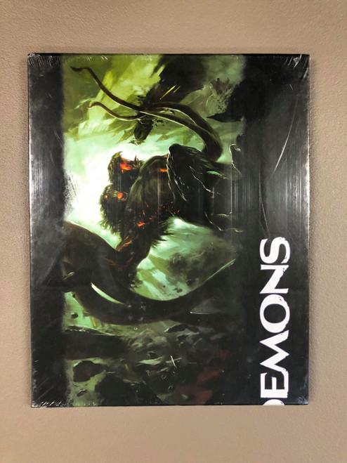 Dungeon Master Screen Rage of Demons - Cerberus Games