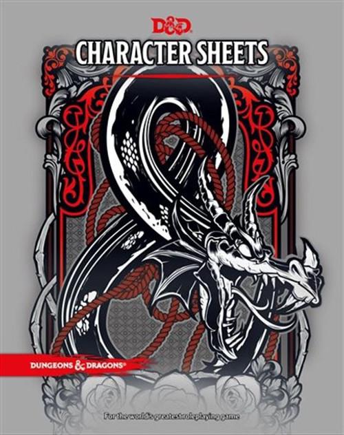 Character Sheets - Cerberus Games