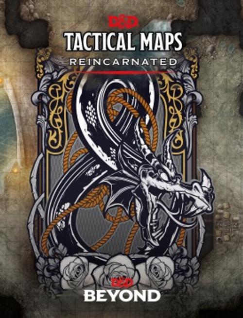 Tactical Maps - Cerberus Games